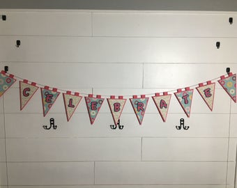 Custom Birthday Girl Banner
