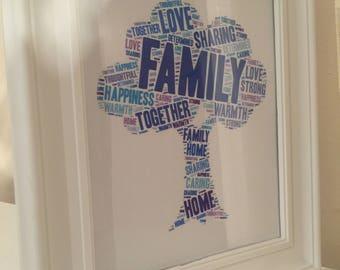 Family Forever - Custom Made