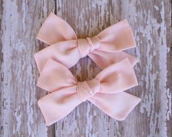 Pigtail Set-Pink