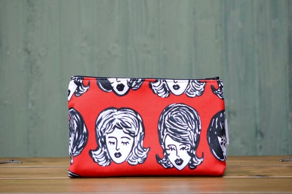 60's bouffants large bag