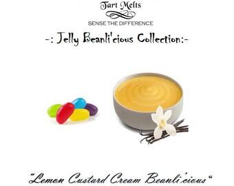 Jelly Beanli'cious  Lemon Custard Cream Wax Tarts