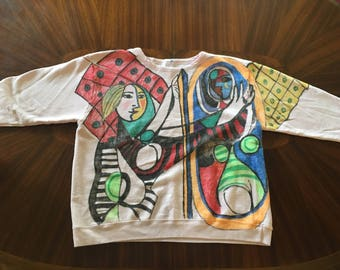 Picasso inspired clothing