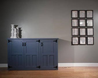 Three Door Dining Sideboard