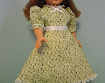"""Classic Party Dress for 18"""" Am Girl doll"""