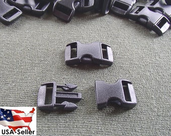 5pcs 550 Paracord Buckles Fasteners