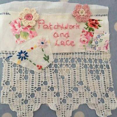 Patchworkandlace
