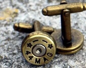 44 Magnum Cufflinks