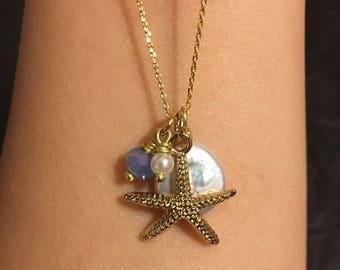 Seaside necklace
