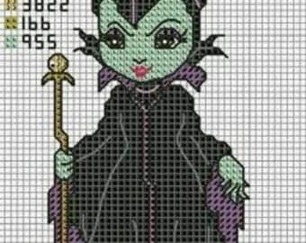 Customizable item cross stitched and hand stitched to order