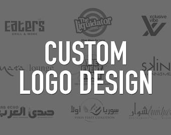 Logo branding, custom logo design, branding kit, Logo, branding package, logo design custom, business card design, business branding