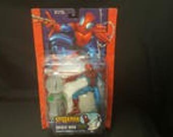 Spider-Man Shoot 'N Grab Action Figure