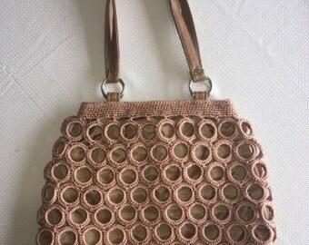 Large Handmade Custom Handbag Purse