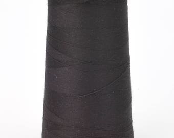Matching Thread, Black, 6,000 yard spools