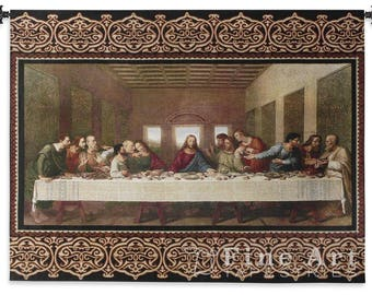 Last Supper Wall Tapestry