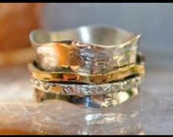 Sherry Meditation Ring