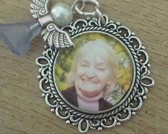Personalised Memory Charm/Bouquet Charm