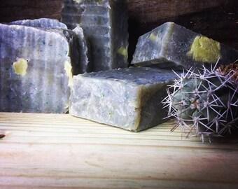 3 - 4oz bars Kadushi Curacao cactus (Kadushi) Soap