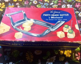 Westmark In Genia Party Snack Cutter