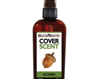 Acorn Cover Scent  4 Oz. With Spray Mister