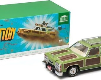 1979 Atation Wagon (truckster) from the Movie Vacation (Chevy Chase)