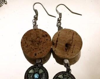 handmade earrings in fetch Cork, steel
