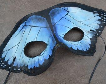 The Blue Morpho