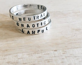 alignment ring for clarity