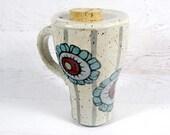 Ceramic Travel Mug - Stoneware