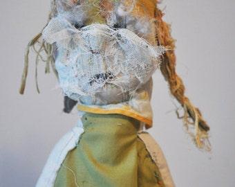 Raggedy Girl a doll