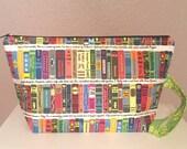 PRE-ORDER ** Rory's Books Zipper Bag - Gilmore Girls