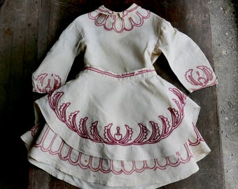 Civil War Era Girl's Dress Size 4