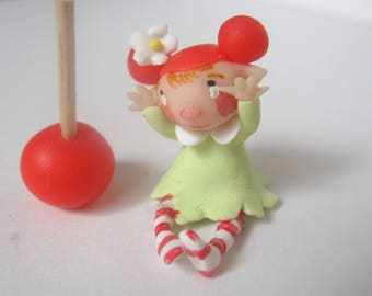 The candied apple fairy