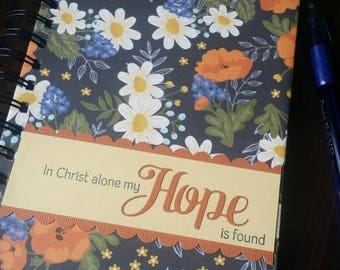 Prayer Journal Bible Journaling Christian Scripture