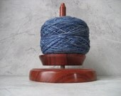 Knit Spinner ( African Coralwood)