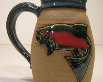 Trout Mug  ............       a72