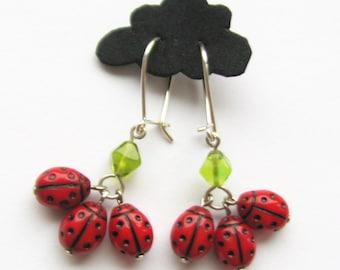 Ladybugs X