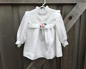 80s Toddler Dress 2T