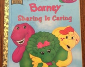 Barney Golden Book