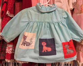 1950s Wonderalls Dress 18/24 Months