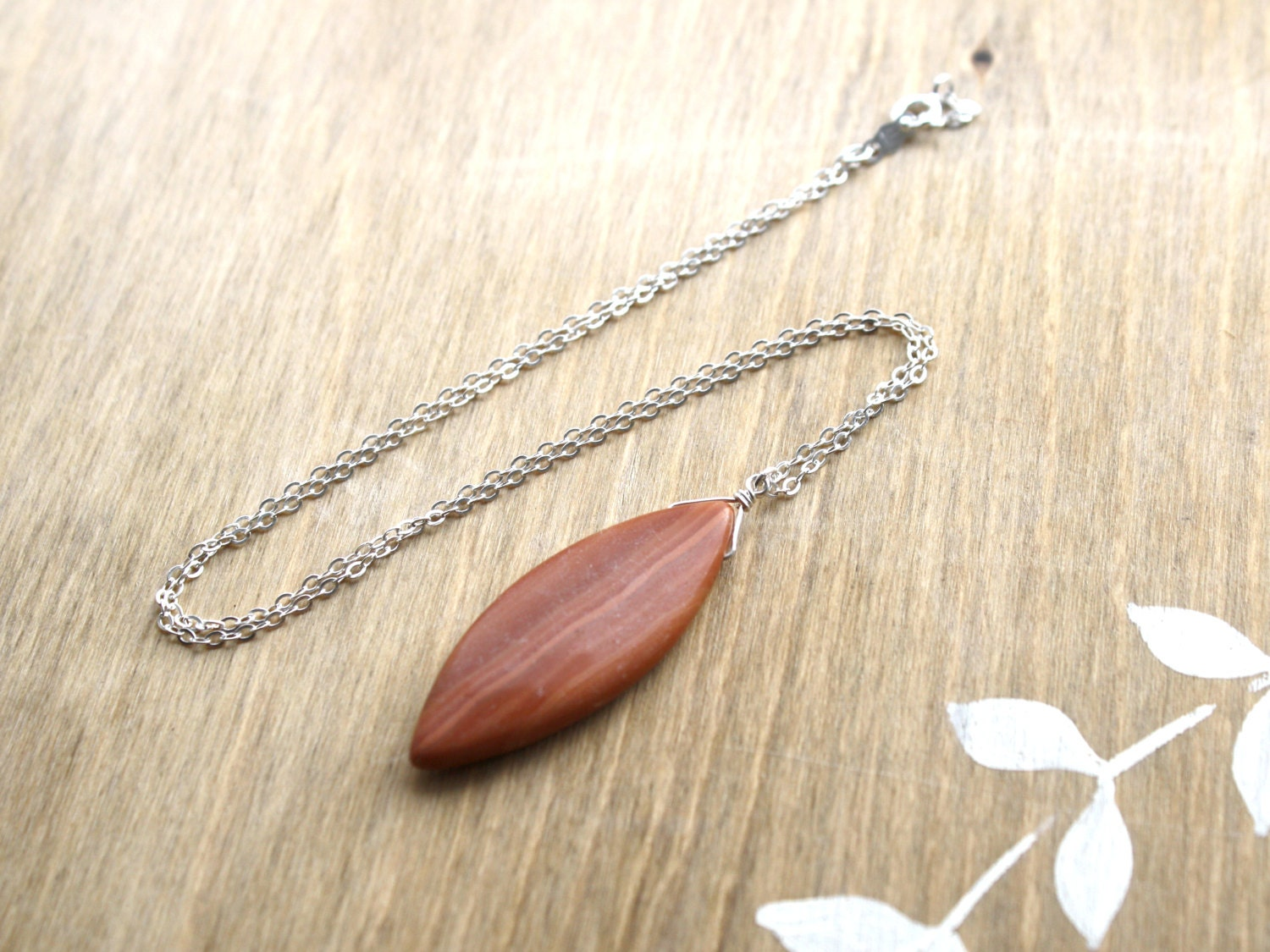 Protection amulet necklace stone chakra balancing pendant protection amulet necklace stone chakra balancing pendant necklace red zebra jasper necklace silver mozeypictures Image collections