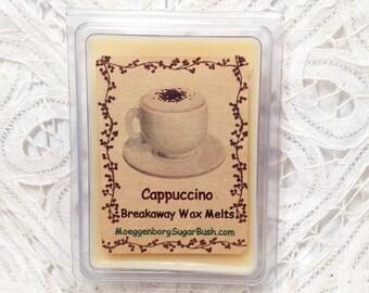 Wax Melts-Cappuccino