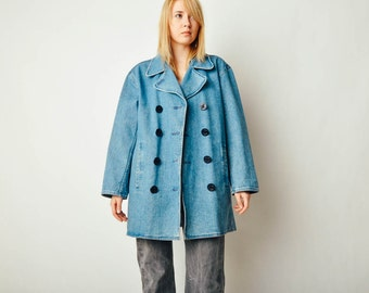 Vintage Ralph Lauren Denim Coat