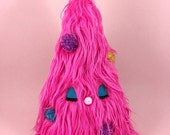 Plush Toy Christmas Tree 12 inches tall