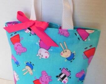 Peppa Pig Tote/Gift Bag