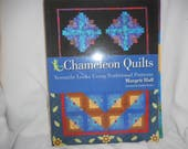 Chameleon Quilts  quilt book - CLEARANCE