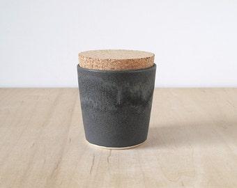 cork jar : SAMPLE SALE