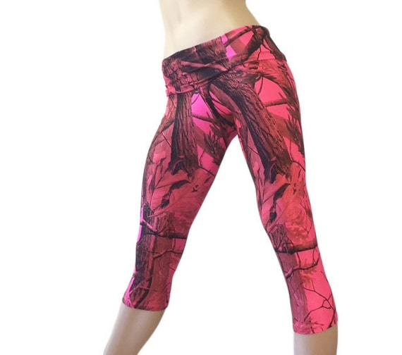Camo Yoga Pants Workout Clothes Hot Yoga Fitness Pink