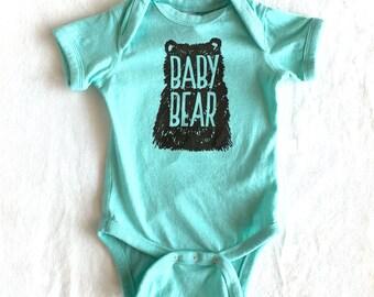 Baby Bear - onesie