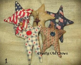 Star Bowl Fillers--Americana