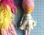 Soft rag doll // Ruthie B.